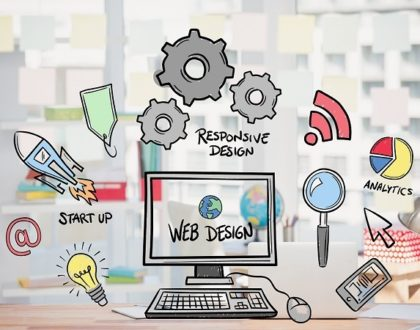 Conveying a Great Personality through Web Design