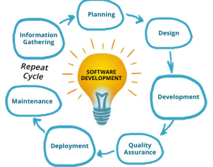 How can software development help in the growth of business?