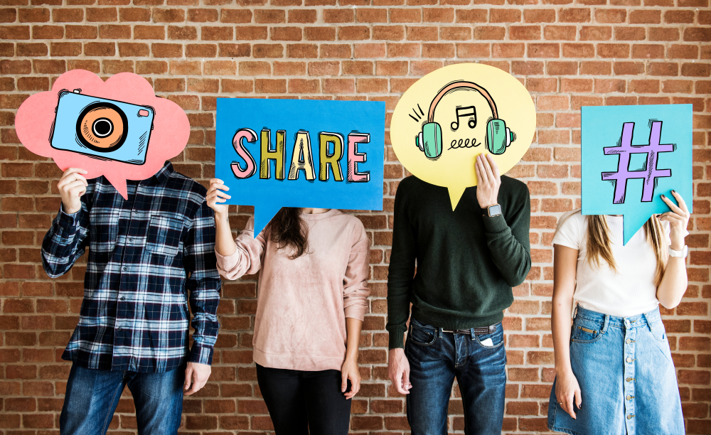 Adapt To Marketing With Social Media