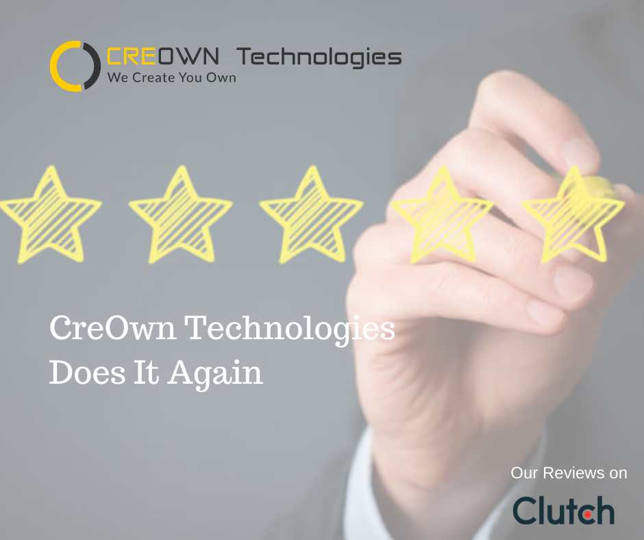 CreOwn Technologies Does It Again