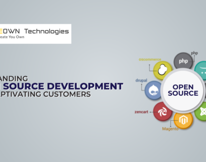 Outstanding Open Source Development for Captivating Customers
